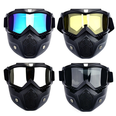 2019 WindProof All-Purpose Winter Mask+Mouth Filter