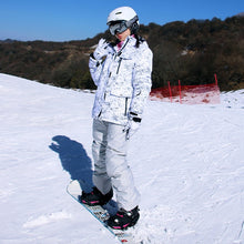 Load image into Gallery viewer, Winter Windproof Waterproof Skiing Gloves Snowboard Jacket Pants