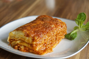 TUESDAY VEGETARIAN LASAGNA 2