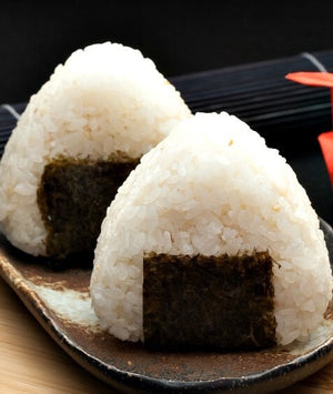 THURSDAY ONIGIRI (JAPANESE RICE BALLS)WITH CUCUMBER SALAD 2