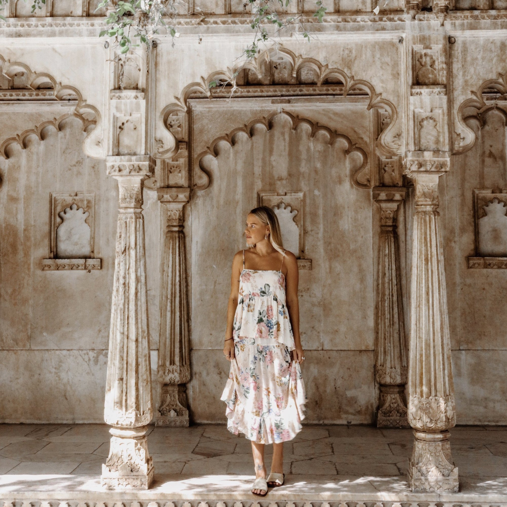 #SheLivesFree With Emily | India Travels | Auguste The Label