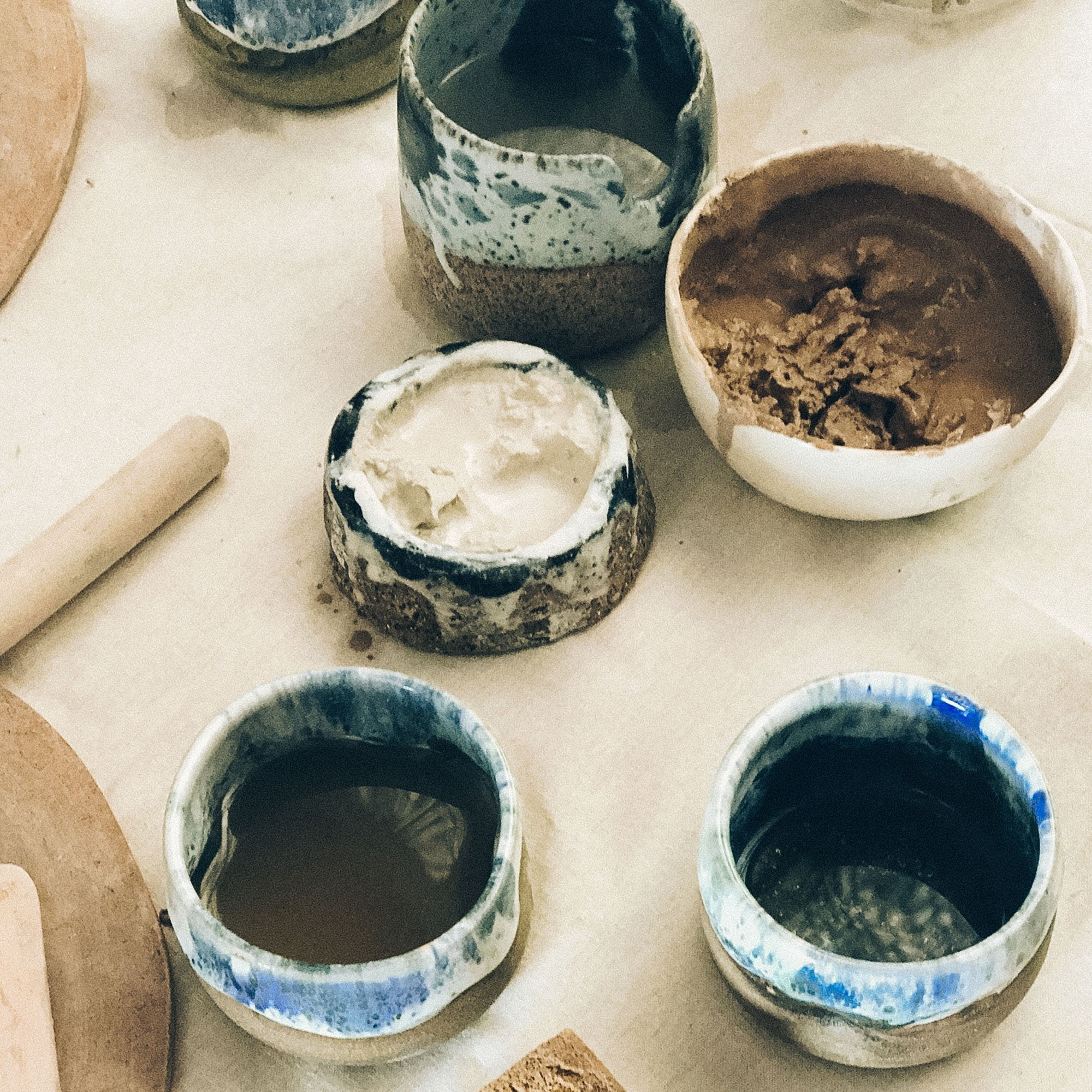 CLAY WITH SIT STILL CERAMICS
