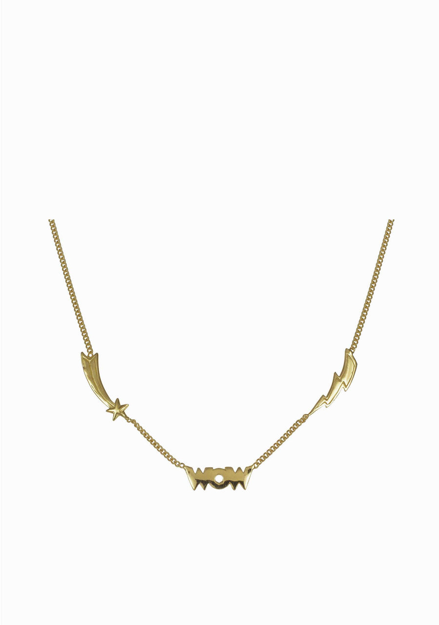 TIGER FRAME Mini Wow Necklace