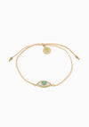 TIGER FRAME Eye Pale Pink Bracelet