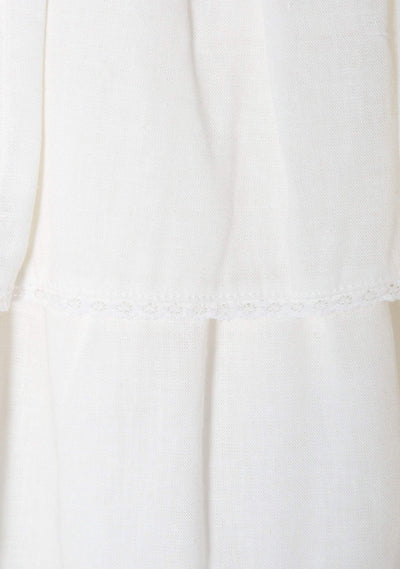 Pearl Scarlet Camisole White - Auguste The Label