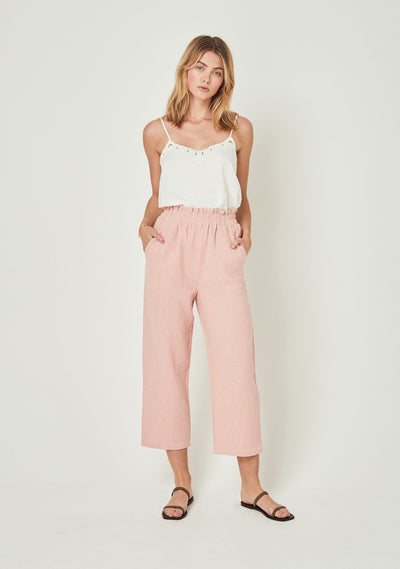 Peggy Pant Blush - Auguste The Label