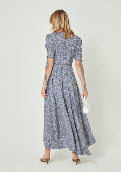 River Della Maxi Dress Lavender - Auguste The Label