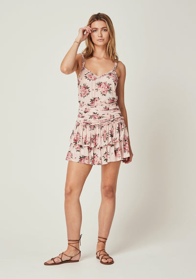 Roselle Honey Camisole Blush - Auguste The Label