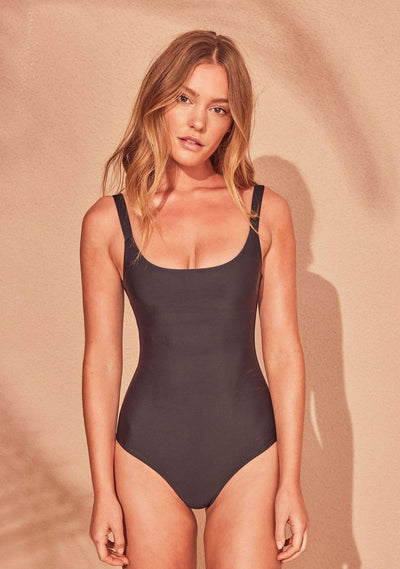 Samos One Piece Ebony - Auguste The Label