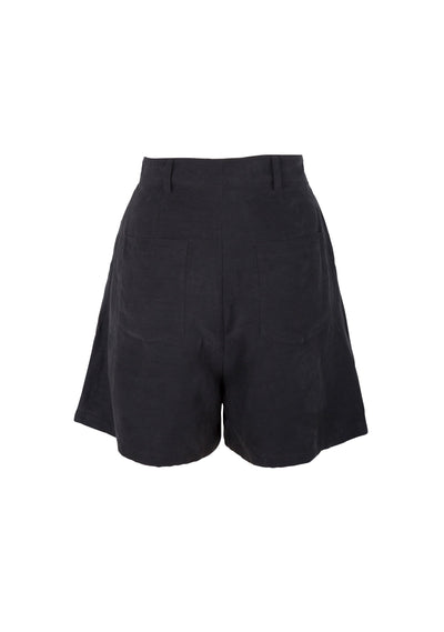 Spencer Short Black - Auguste The Label
