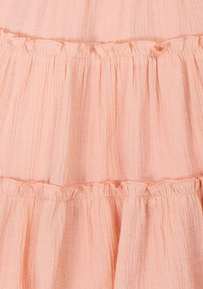 Margot Maxi Dress Blush - Little Auguste