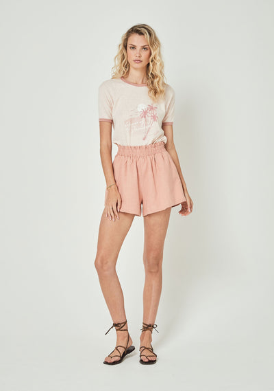 Peggy Short Blush - Auguste The Label