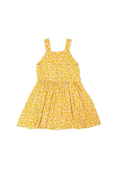 Dean Margot Play Dress Yellow - Little Auguste
