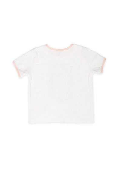 Wildfire Tee White - Little Auguste