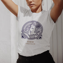 Load image into Gallery viewer, Alessia Earth Goddess Organic T-shirt