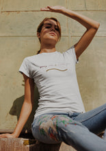 Load image into Gallery viewer, Carnaby's Young Wild & Cruelty Free Recycled & Organic T-shirt