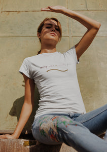 Carnaby's Young Wild & Cruelty Free Recycled & Organic T-shirt