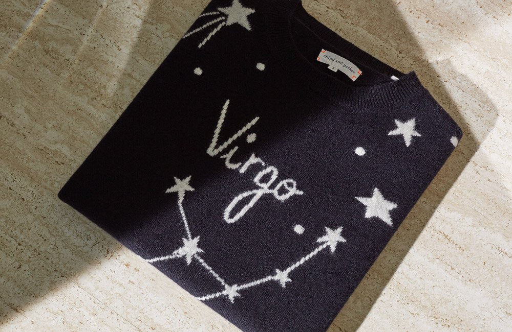 virgo sweater
