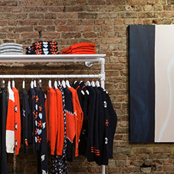 chinti & parker pop-up store events