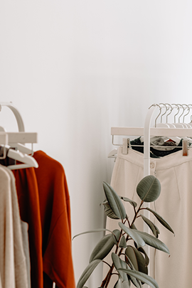How to cleanse and organise your wardrobe
