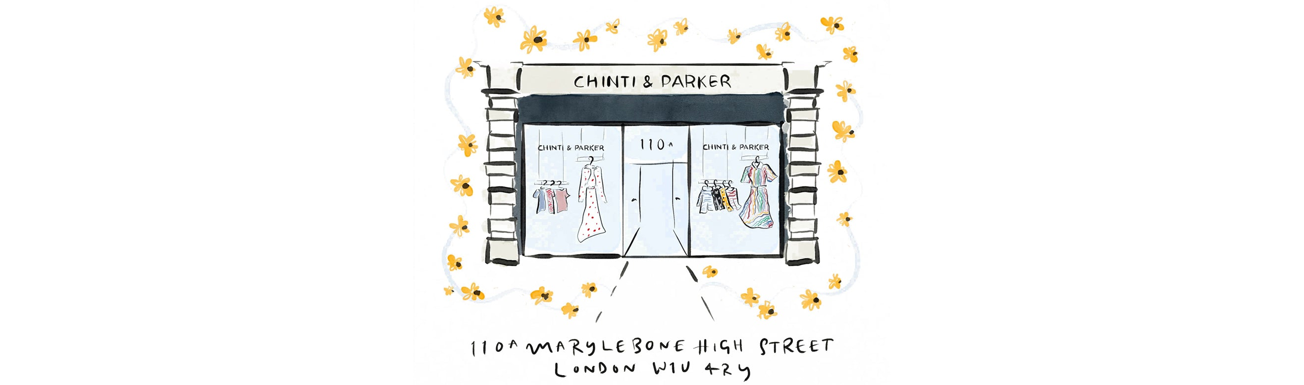 Chinti & Parker Pop-Up Store