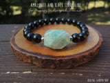 Mercury in Retrograde Protection with Amazonite and Black Tourmaline by RockMyZen.com