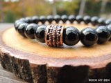 Copper and Onyx for Focus and Concentration by RockMyZen.com