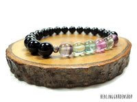 Mercury in Retrograde Protection with Fluorite and Black Tourmaline by RockMyZen.com
