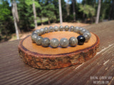 Black Tourmaline and Labradorite for Negative Energy Protection