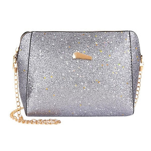 bags for Womens bling Sequins Crossbody Bag