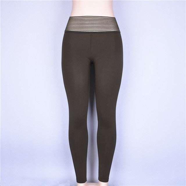 Autumn winter push up leggings