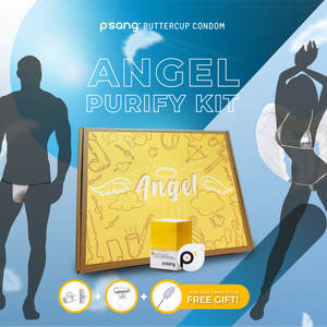 (12pcs Halloween Special Edition) ANGEL PURIFY KIT