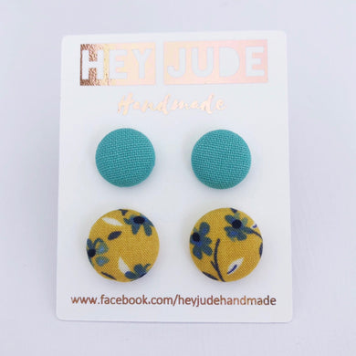 Stud Earrings 2 pack