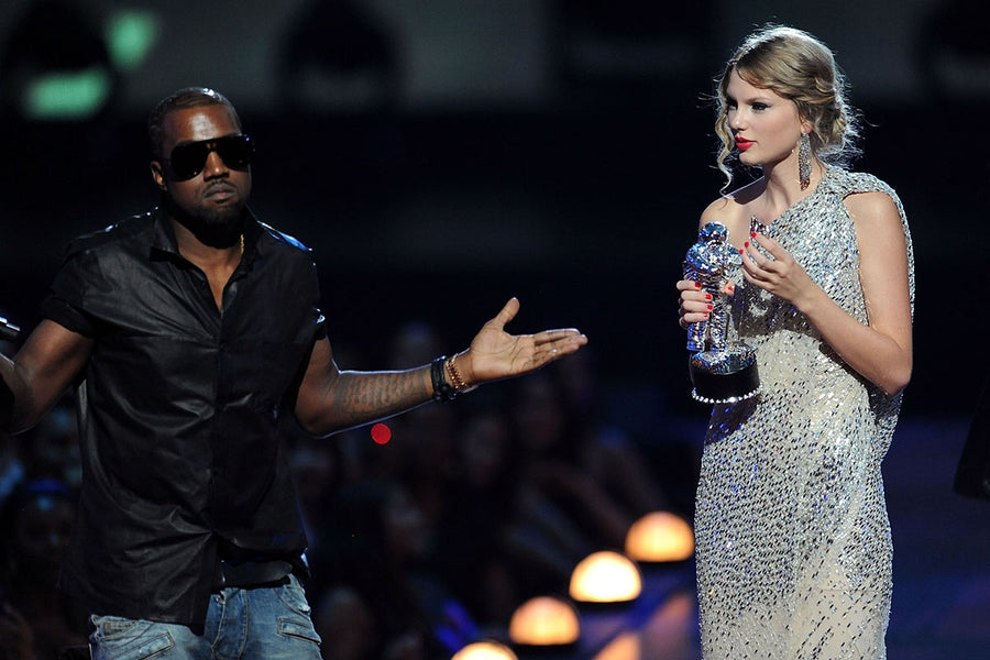 """Yo Taylor, I'm really happy for you, I'll let you finish..."" Lmfao"