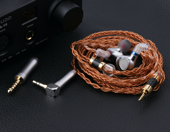Pre-order Sale: TinHiFi P2 Planar Magnetic Driver In-ear Monitor