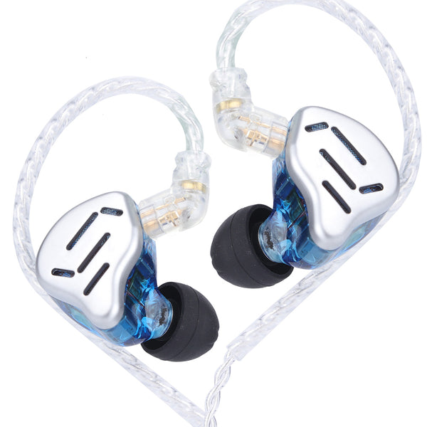 KZ ZAX Earphone In Ear ZS10 Pro AS10 ZSX ZSN PRO X ZST X