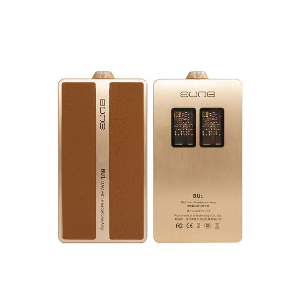 Aune BU1 Portable Headphone Amplifier