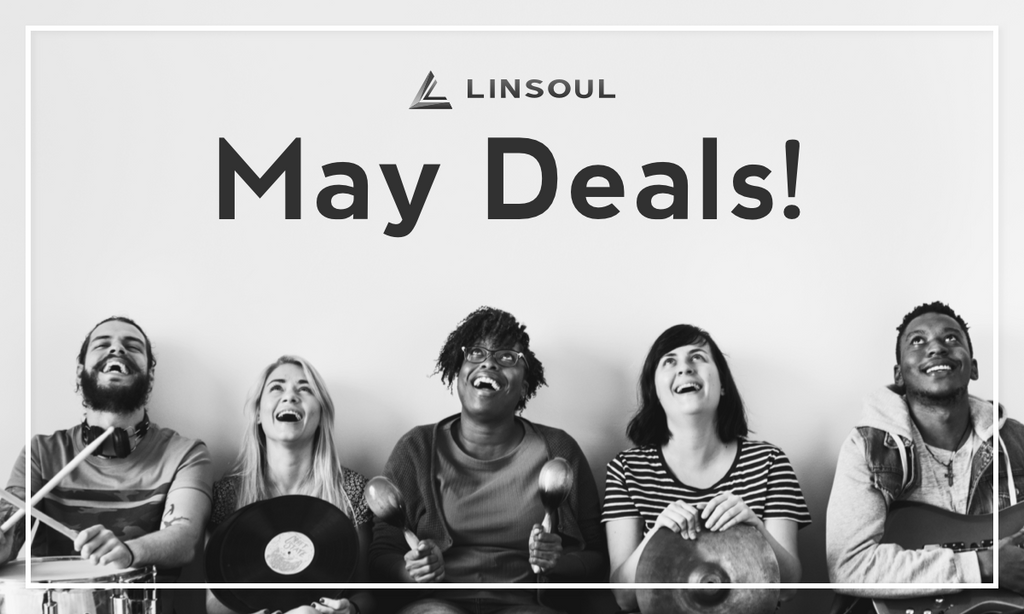 Linsoul May Deal Gift Card