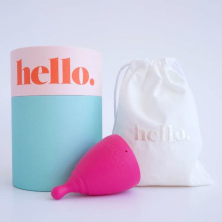 Hello Cup Large - Fuchsia-Hello Cup-Someday Green Co