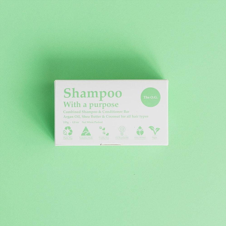 Shampoo With A Purpose - The O.G.-Shampoo With A Purpose-Someday Green Co