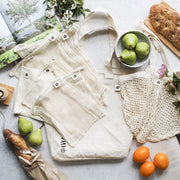 Ever Eco Organic Cotton Zero Waste Shopping Set