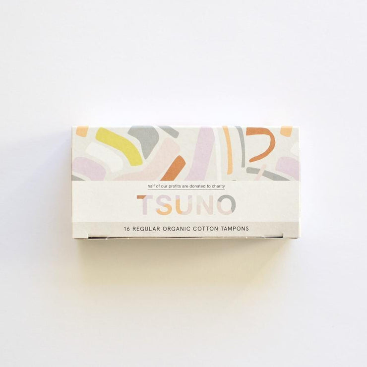 TSUNO - Regular Tampons-TSUNO-Someday Green Co