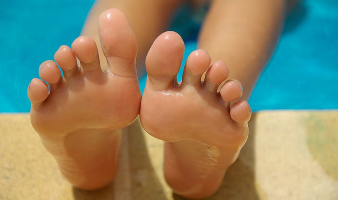Truth vs. Myth: Are Your Feet the Best Place for Essential Oils?