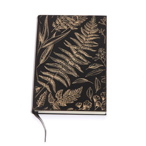 Fern Faux Leather Journal - Salix Intimates