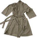 Block Printed Cotton Robe