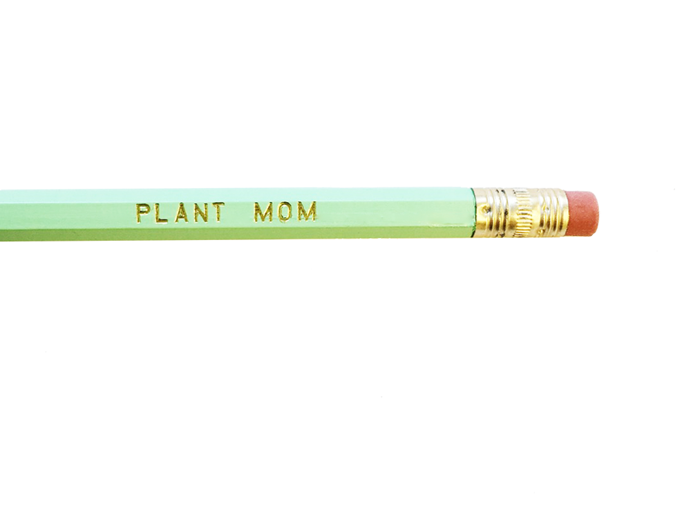 Plant Mom Pencil - Salix Intimates