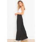 Feather Weight Rib Wide Leg Pant - Salix Intimates