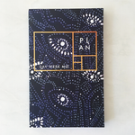 Foil Navy Gaze Year-Less Planner - Salix Intimates