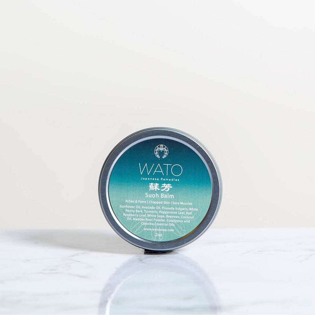 Suoh Pain Relief Balm