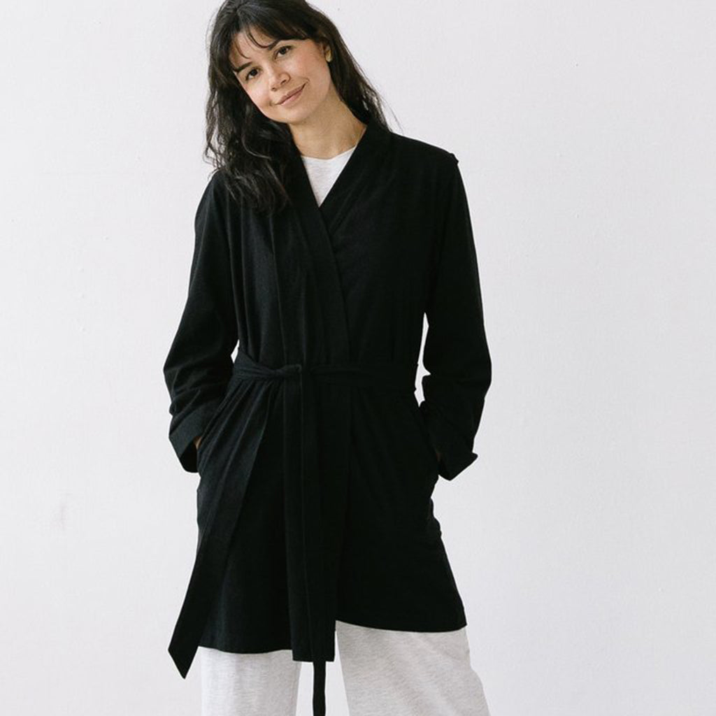 Pima Cotton Travel Robe